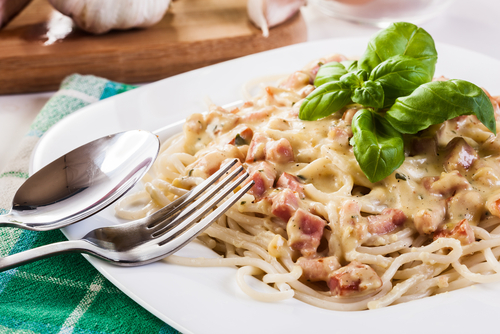 photo de couverture La Carbonara