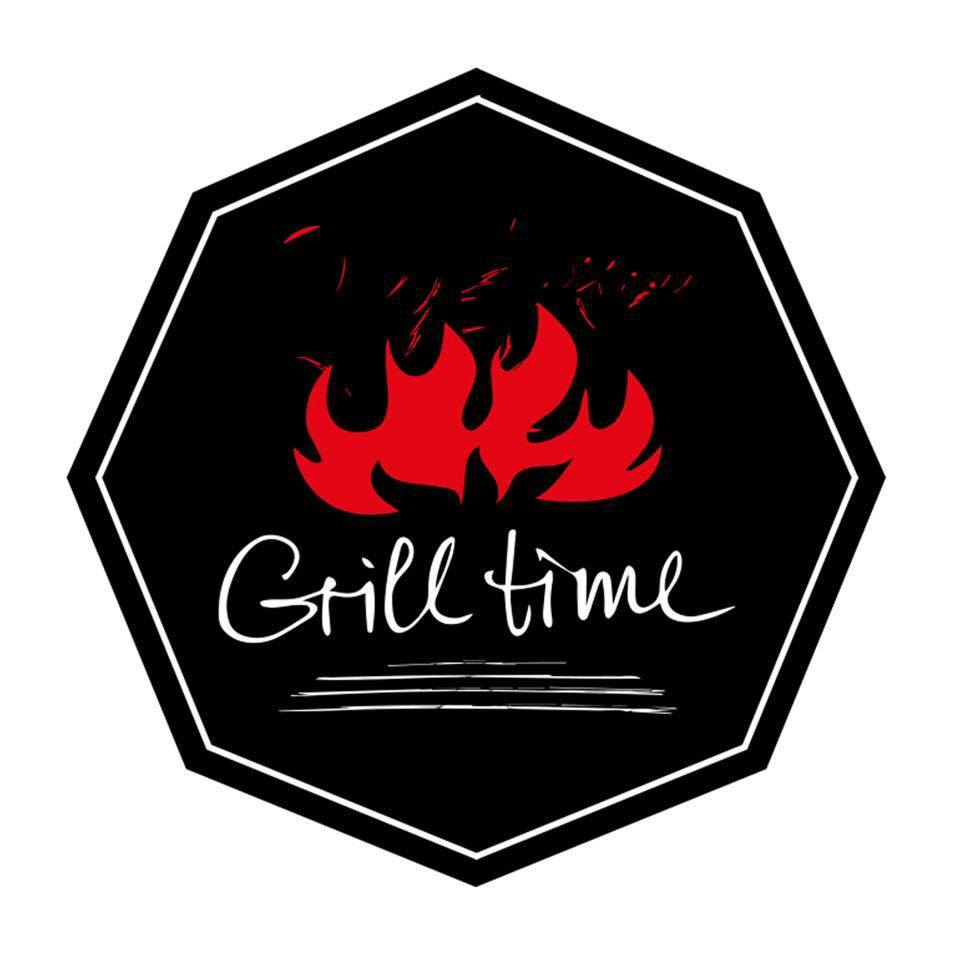 logo Grill time