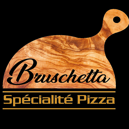 logo Pizza Bruschetta