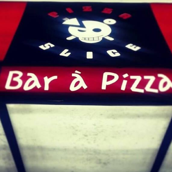 logo PIZZA SLICE MARSA