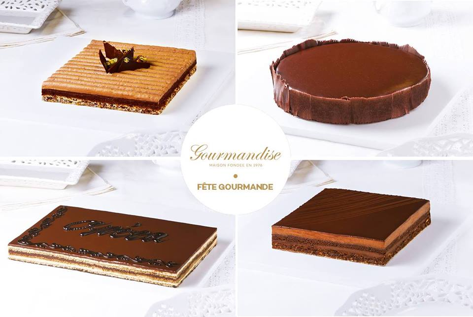 photo de couverture PATISSERIE GOURMANDISE,THE PEARL,